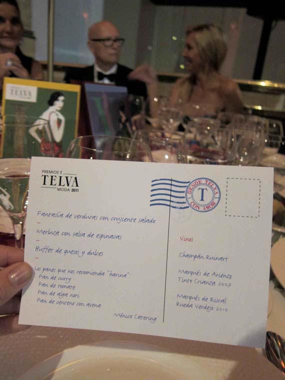 Premios T de Telva 2011